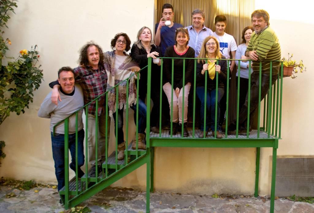 Alquiler Semana Santa Casas rurales grandes Navarra Orbara Etxea Mendigorria 22