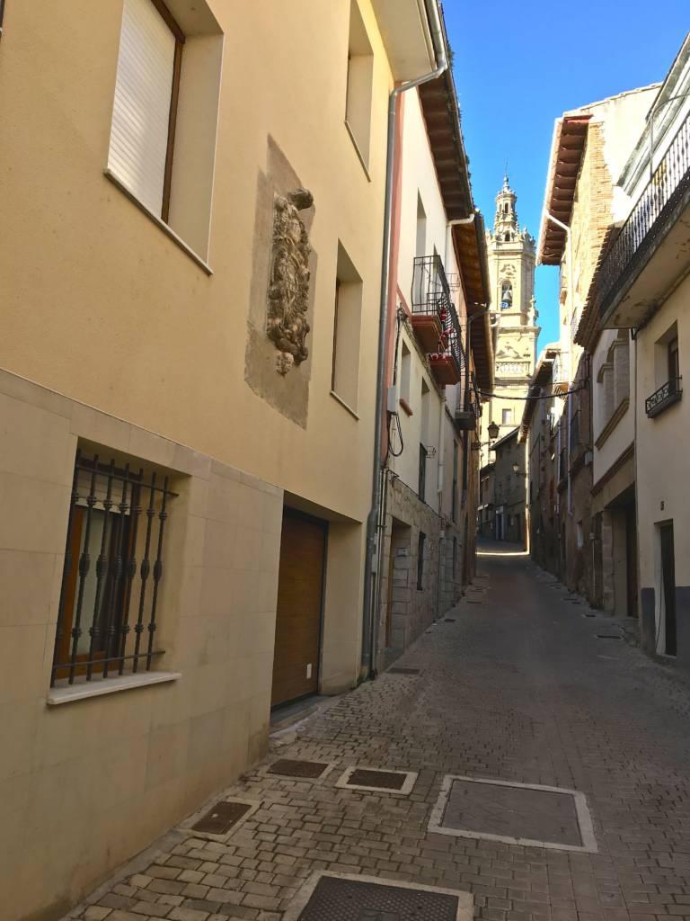Alquiler puente vacaciones casas rurales grandes Navarra Orbara Etxea Mendigorria 25